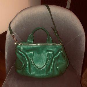 Alexander Wang Rockie Green Bag. Like New.